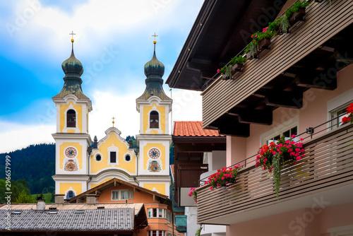 Roman-Catholic parish church St Fototapet