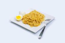 Popular Instant Food Of Stir-f...