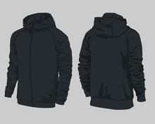 Sports Jacket Design Winter Sweater Vector Hoodie
