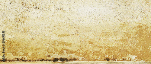 Obraz Concrete cement cracked wall texture for background                          - fototapety do salonu