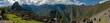 Machu Picchu panoramica