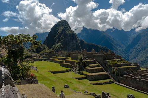 Fotografia Machu Picchu 2004
