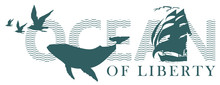 Ocean Of Liberty, Lettering Fo...