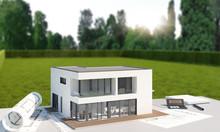 Hausplanung Mit Grundstück