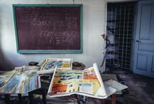 Inside An Abandoned School In ...