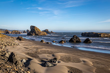 A Rugged Oregon Coastal Landsc...