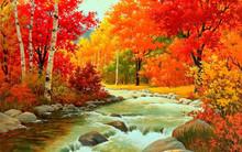 Осень кружка уют