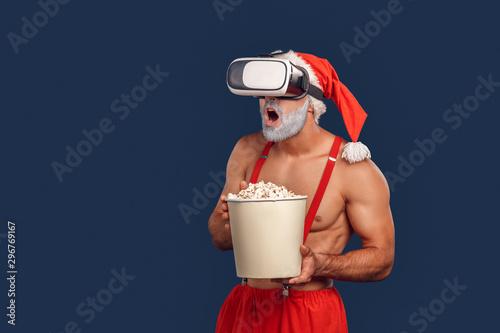 Nude Santa
