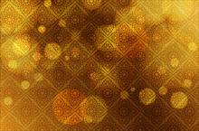Vector, Khmer Swirl Style, Khmer Pattern With Abstract Background Isolation,