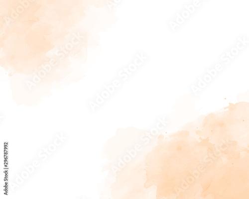 Fotografía  Pink soft watercolor abstract texture. Vector illustration.