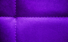 Bright Purple And Lilac Leathe...