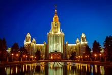 Lomonosov State University In ...