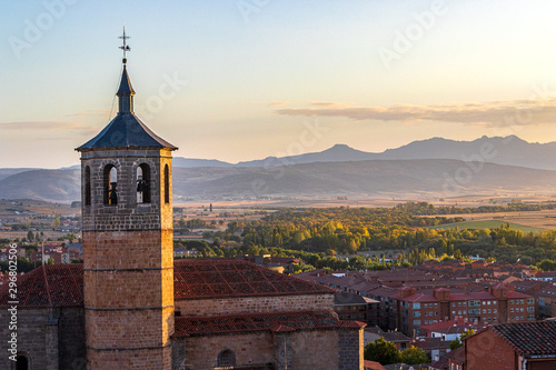 Avila - Kastilien Leon- Spanien - Burg