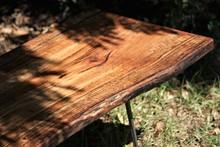 Milled Wooden Slab In The Oak ...