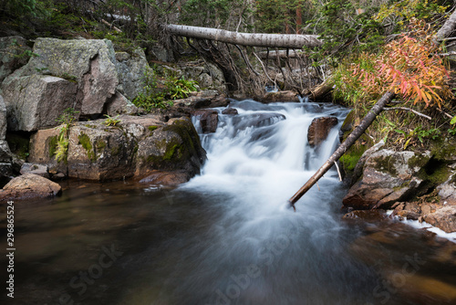 Small Waterfall Stream