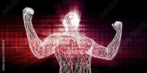 Fototapeta Technology Collaboration obraz