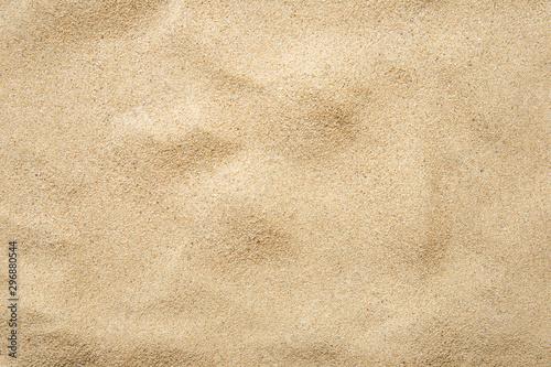 Montage in der Fensternische Beige Full frame with fine sand on the beach and background texture.