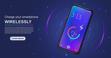 Futuristic Phone Is Charged Wi...