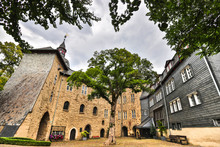 Siegen Upper Castle Historic C...