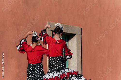 Photo  Baile de Sevillanas, escuela de baile