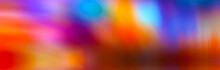 Abstract Colorful Blurred Background Graphic Design Element