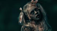 Frightened Dead Girl