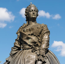 Catherine The Great Statue