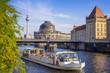 sunny day in berlin, germany