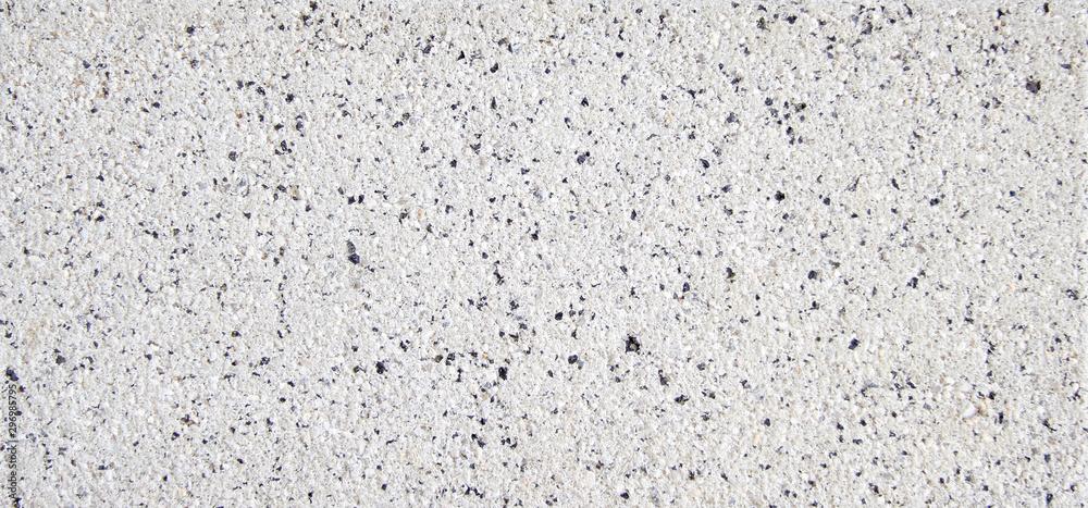 Fototapeta .Grey granite stone background, patterned texture