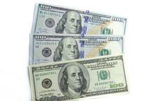 American Dollars Denominations...