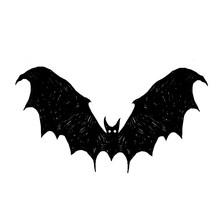 Bats Silhouette