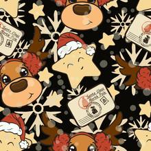 Letter For Santa Claus, Deer A...