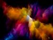 canvas print picture - Digital Color