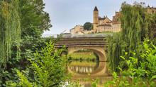 Summer City Landscape - View O...