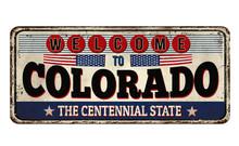 Welcome To Colorado Vintage Ru...