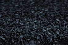 Dark Coal Texture, Coal Mining, Fossil Fuels, Environmental Pollution.