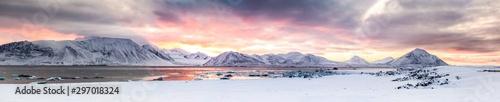 Photographie Północne krajobrazy, południowy Spitsbergen