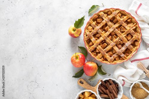 Fotomural Apple pie
