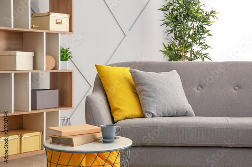 Fotografia  Interior of beautiful modern room