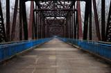 Chain of Rocks, vecchio ponte per arrivare a St. Louis in Missouri