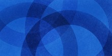 Blue And Black Abstract Backgr...