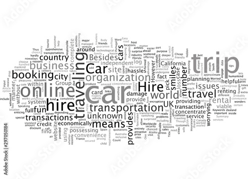 Car Hire UK Cheap Car Hire UK Car Hire Group Canvas-taulu