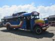 bus, öffentliche Verkehrsmittel, Nicaragua