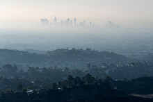 Thick Hazy Layer Of Smog And S...