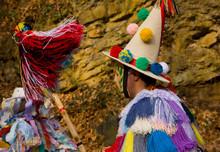 La Vijanera Carnival, Silio Cantabria, Spain