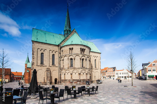 Ribe Cathedral, Ribe, Denmark, Europe