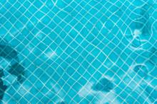 Abstract Swimming Pool Bottom ...