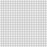 Abstrakcjonistyczna Czarny I Biały siatka Paskował Geometrycznego Bezszwowego wzór - Wektorowa ilustracja - 297119576