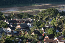 Luang Prabang A Well Known Destination For Tourists In Laos