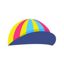 Color Combination Kid Hat  Icon